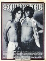 In 1975, photographer Annie Leibowitz and writer Hunter S. Thompson went on the road with the Rolling Stones
