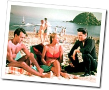 Fun in Acapulco or is Elvis examining Ursula Andress for Swine Flu symptoms?