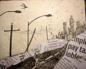 Corporate Failure  by VitamEternum via Deviant Art